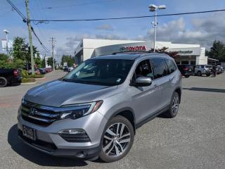 Used 2017 Honda Pilot V6 Touring 9AT AWD for sale in Surrey, BC