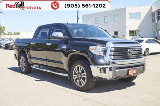 Used 2019 Toyota Tundra Platinum 5.7L V8 for sale in Hamilton, ON
