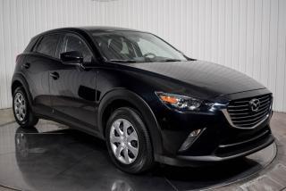 Used 2017 Mazda CX-3 GX A/C Bluetooth Caméra de recul for sale in St-Hubert, QC