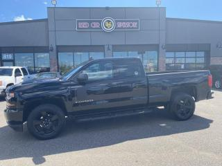 Used 2018 Chevrolet Silverado 1500 Silverado Custom 4WD Double Cab 143.5  Custom for sale in Thunder Bay, ON