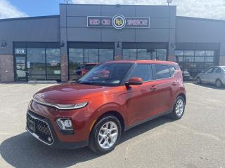 Used 2020 Kia Soul EX IVT for sale in Thunder Bay, ON