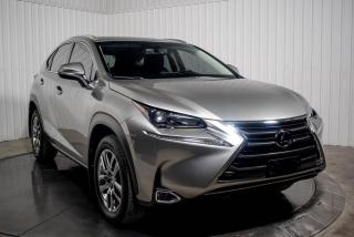 Used 2017 Lexus NX 200t Awd Cuir Toit Mags for sale in St-Hubert, QC