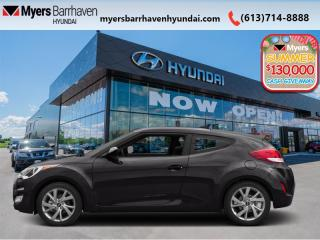 Used 2016 Hyundai Veloster 3DR CPE AT for sale in Nepean, ON