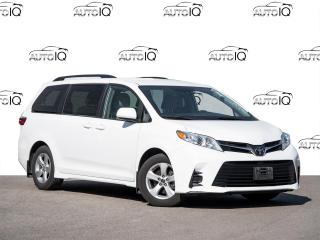 Used 2019 Toyota Sienna TOYOTA CERTIFIED PRE-OWNED - LE 8 Passenger for sale in Welland, ON
