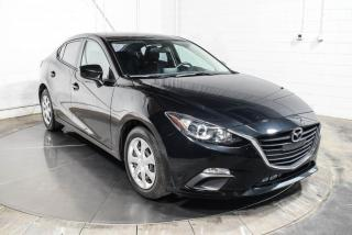 Used 2016 Mazda MAZDA3 GX A/C CAMERA DE RECUL for sale in Île-Perrot, QC