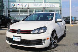 Used 2010 Volkswagen GTI GTI 3-Dr DSG tip for sale in Langley, BC