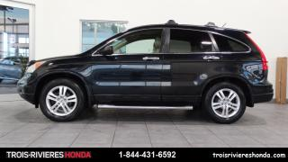 Used 2011 Honda CR-V EX-L + AWD + CUIR + TOIT + MAGS! for sale in Trois-Rivières, QC