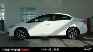 Used 2015 Honda Civic EX + MAGS + TOIT + MANUELLE! for sale in Trois-Rivières, QC