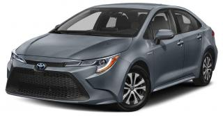 New 2021 Toyota Corolla Hybrid w/Li Battery for sale in Stouffville, ON
