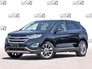 Used 2017 Ford Edge Titanium TITANIUM! NAVIGATION AWD for sale in Hamilton, ON