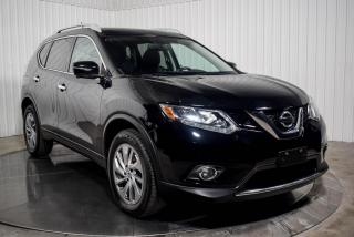 Used 2015 Nissan Rogue SL AWD CUIR TOIT NAV MAGS for sale in St-Hubert, QC