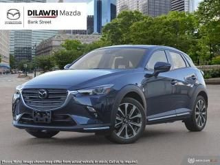 New 2020 Mazda CX-3 GT for sale in Ottawa, ON