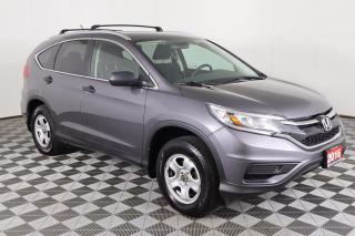 Used 2016 Honda CR-V LX ALL-WHEEL DRIVE, HEATED SEATS, BACKUP CAMERA for sale in Huntsville, ON