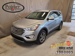 Used 2014 Hyundai Santa Fe XL VUS 7 passagés for sale in Rouyn-Noranda, QC
