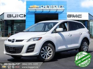 Used 2010 Mazda CX-7 GX AS IS | SUNROOF for sale in Burlington, ON