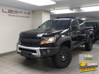 New 2021 Chevrolet Colorado ZR2 -  Leather Seats for sale in Burlington, ON