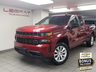 New 2020 Chevrolet Silverado 1500 Silverado Custom for sale in Burlington, ON