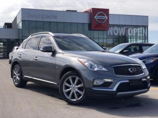 Used 2016 Infiniti QX50 LEATHER, HEATED SEATS, REVERSE CAMERA for sale in Midland, ON