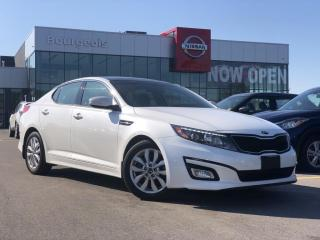 Used 2015 Kia Optima EX LEATHER, HEATED SEATS, REVERSE CAMERA for sale in Midland, ON
