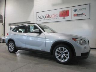 Used 2014 BMW X1 TOIT PANO**CUIR**AWD for sale in Mirabel, QC