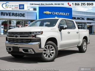 New 2020 Chevrolet Silverado 1500 LTZ for sale in Brockville, ON