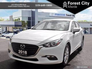 Used 2018 Mazda MAZDA3 GS | CLEAN CARFAX for sale in London, ON