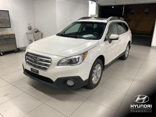 Used 2015 Subaru Outback AWD + GARANTIE + TOIT + MAGS + PADDLE + for sale in Drummondville, QC