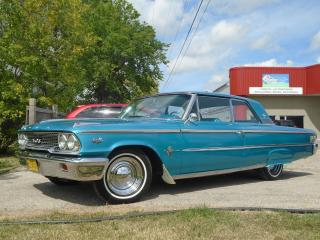 Used 1963 Ford Galaxie XL for sale in West Saint Paul, MB