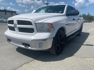 Used 2016 RAM 1500 OUTDOORSMAN ECODIESEL for sale in Val-D'or, QC