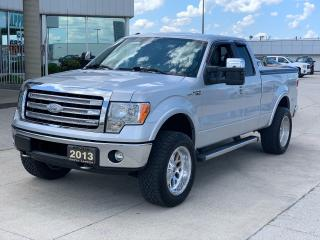 Used 2013 Ford F-150 Lariat for sale in Tilbury, ON