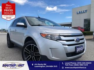 Used 2013 Ford Edge SEL AWD|Leather|HTD seats|Navi|Sunroof|Remote star for sale in Leamington, ON