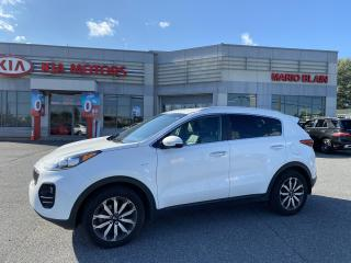 Used 2017 Kia Sportage EX AWD **CUIR, MAG, GROSSE ECRAN, BAS KM** for sale in Mcmasterville, QC