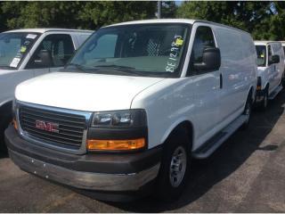 Used 2018 GMC Savana 2500 Work Van for sale in Sarnia, ON