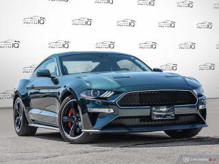 Used 2019 Ford Mustang BULLITT | MAGNE-RIDE | NAVIGATION | BLIS for sale in Oakville, ON