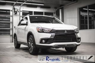 Used 2017 Mitsubishi RVR AWD SE 2.4L chez Rimosuki Hyundai for sale in Rimouski, QC
