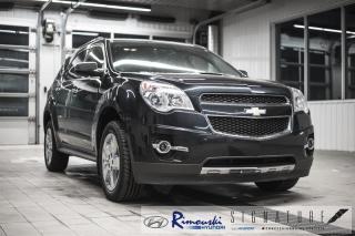 Used 2012 Chevrolet Equinox 2LT AWD chez RImosuki Hyundai for sale in Rimouski, QC