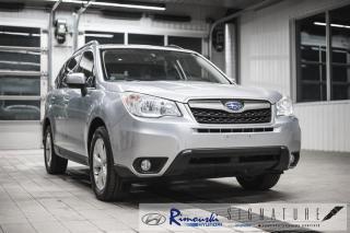 Used 2014 Subaru Forester 2.5i Limited chez Rimouski Hyundai for sale in Rimouski, QC