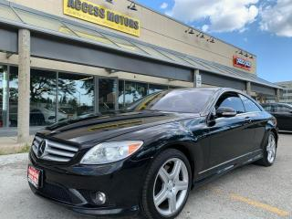 Used 2009 Mercedes-Benz C320S 2dr Cpe 5.5L V8 4MATIC for sale in North York, ON