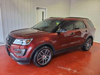 Used 2016 Ford Explorer SPORT 4X4 for sale in Pembroke, ON