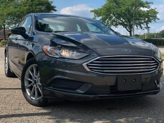 Used 2017 Ford Fusion 4dr Sdn SE FWD for sale in Waterloo, ON
