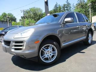 Used 2009 Porsche Cayenne TIPTRONIC|AWD|LEATHER|POWER MOONROOF|110KM for sale in Burlington, ON