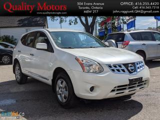 Used 2011 Nissan Rogue CLOTH for sale in Etobicoke, ON