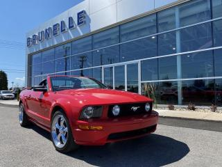 Used 2005 Ford Mustang GT V8 CUIR décapotable for sale in St-Eustache, QC