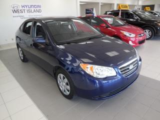 Used 2009 Hyundai Elantra GL AUTO A/C GROUPE ÉLECTRIQUE for sale in Dorval, QC