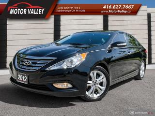 Used 2012 Hyundai Sonata LIMITED Only 099,436KM Leather Sunroof! for sale in Scarborough, ON