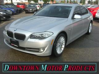 Used 2011 BMW 5 Series 535i xDrive for sale in London, ON