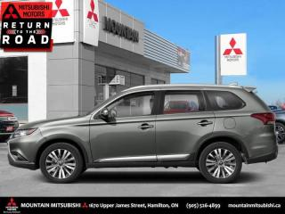New 2020 Mitsubishi Outlander EX  - Sunroof -  Heated Seats for sale in Hamilton, ON