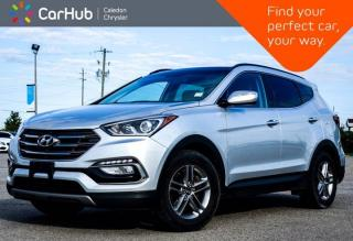 Used 2017 Hyundai Santa Fe Sport Premium AWD Panoramic Sunroof Backup Camera Bluetooth Heated Front Seats Power windows 17