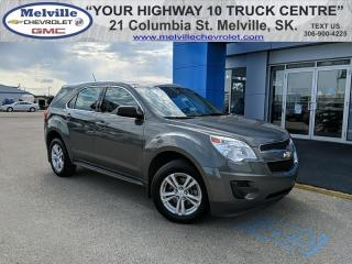 Used 2013 Chevrolet Equinox LS for sale in Melville, SK
