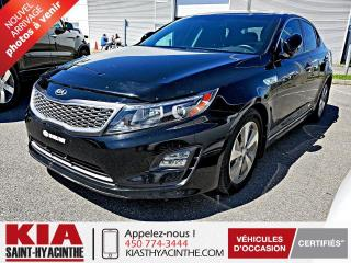 Used 2016 Kia Optima Hybrid EX ** TOIT PANO / CUIR for sale in St-Hyacinthe, QC